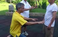 雙推第一式之自我練習法2