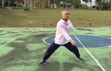 練拳如何避免膝痛