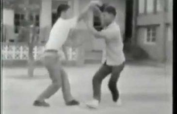 1972 散手對練 李國光/黃國治