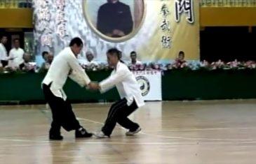 2009 散手對練 李國光/黃國治
